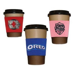 Deluxe Fabric Cup Sleeve